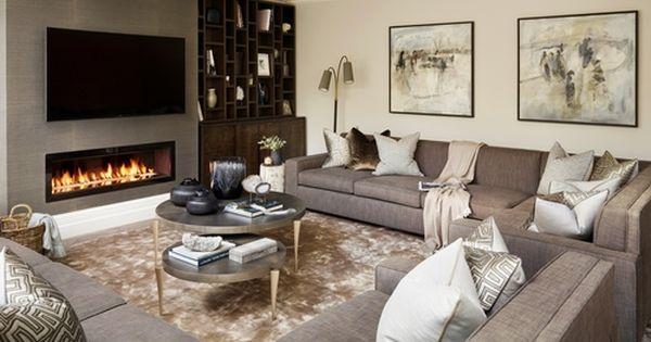 Sophie Paterson Interiors Cobham Living Room
