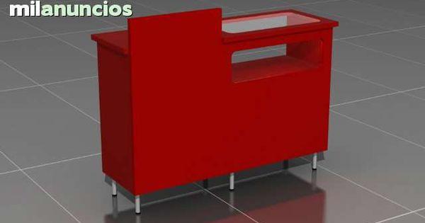 Mostrador para tienda modelo vetro construido en - Vitrina cristal ikea ...