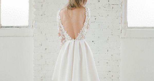 Mariage civil: les robes courtes de Rime Arodaky  Mariage, Lifestyle ...