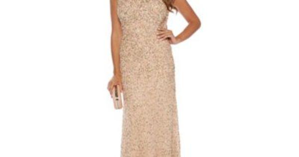 Pink Sequin Encrusted Maxi Dress At Debenhams Com Embellished Maxi Dress Colorful Dresses Dresses