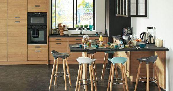 cuisine en bois quel mod le choisir cuisine. Black Bedroom Furniture Sets. Home Design Ideas