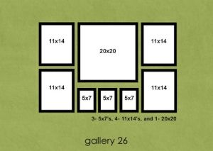 Pin By Ashley Cristescu On For The Home Family Room Walls Photo Arrangement Picture Arrangements