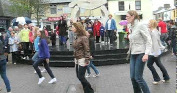 Flashmob Cavan Fleadh 2011