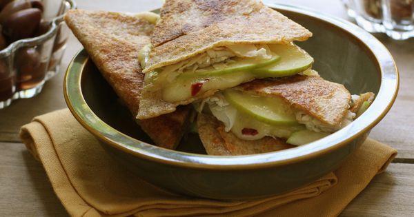 Pepper Jack, Apple & Smoked Turkey Quesadillas | Recipe | Smoked ...