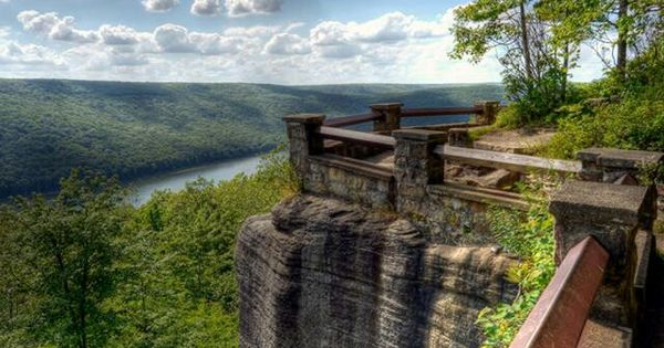 Rimrock Overlook in Warren PA | Places I Have Lived ...