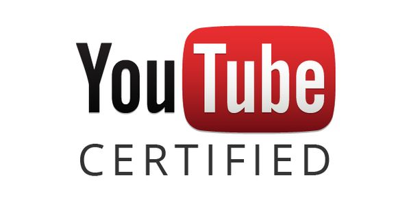 YouTube-Certified.png (615×367) | VIDEO / MEDIA | Pinterest