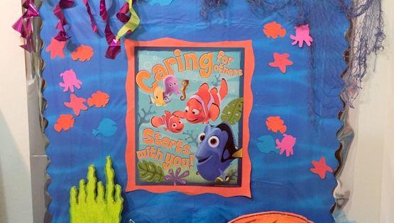 Disney S Finding Nemo Bulletin Board Bulletin Boards