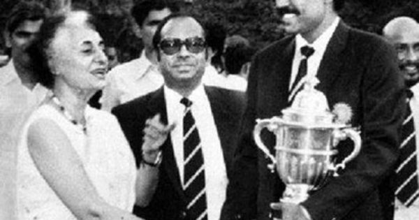 Indira Gandhi Felicitates Kapil Dev For Getting Home World Cup India Win Unseen Images Independence Day India