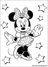 Coloring Sheet Free Disney Coloring Pages Mickey Mouse Coloring Pages Minnie Mouse Coloring Pages
