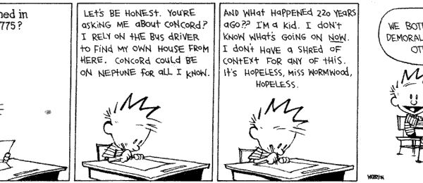 Lessons In Political Economy / The Wisdom Of Calvin And