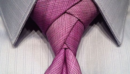 The Eldredge Knot. Wow. style men fashion