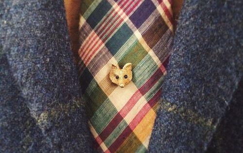 Madras, fox pin and tattersall tweed. mens fashion