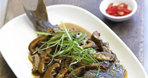 Poldy's Flounder with Chinese mushroom sauce | Recipe | Mushroom ...