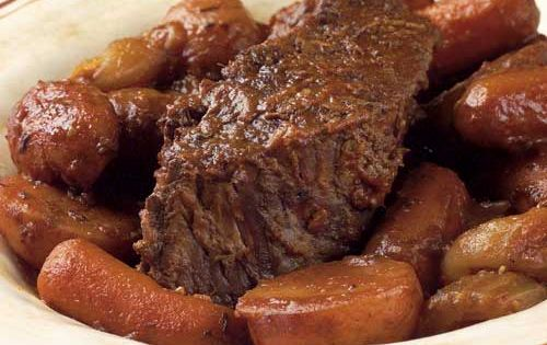 Pot roast, Roasts and Pots on Pinterest