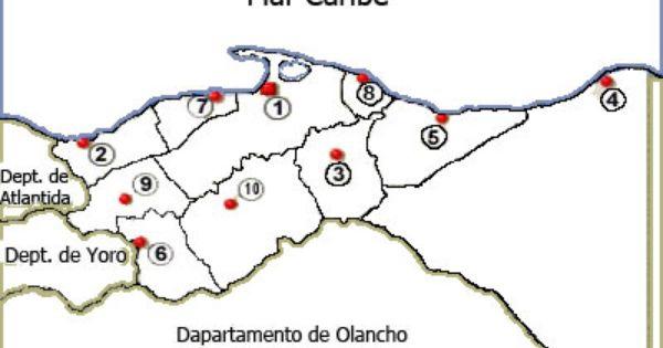 Mapas De Los 18 Departamentos De Honduras Para Colorear Character Snoopy Fictional Characters