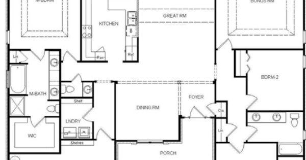 Bill Beazley Floor Plans: Bill Beazley Homes Can Make