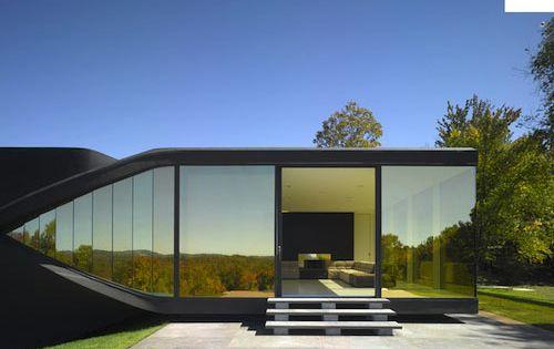 Villa nm by ben van berkel villas architecture and for Casa ultramoderna