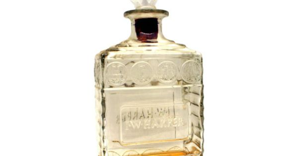 Vintage Iw Harper Whiskey Usa Bourbon Clear By Ogdenlane