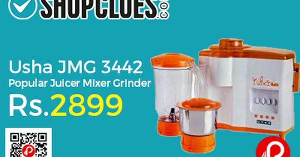 JMG Orange Juicer Mixer grinder