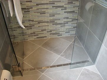 Zero Entry Shower Design Ideas Pictures Remodel And Decor