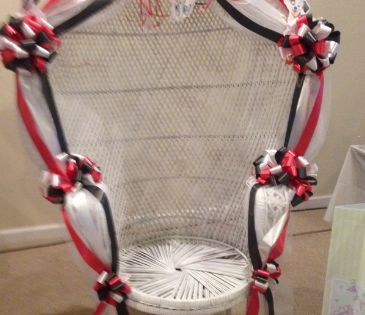 Baby Shower Chair Decorations Baby Shower Chair Shower Chair Shower