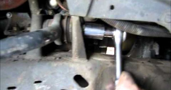 Ford Ranger Upper Control Arm And Ball Joint Replacement Shadetree Mec With Images Ford Ranger Control Arm Ranger