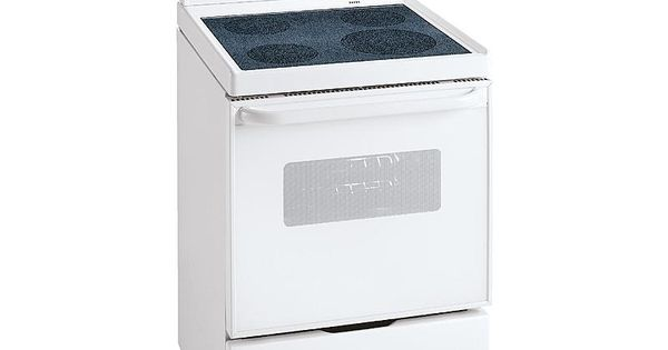 kenmore 28 cu ft 24 self cleaning electric range