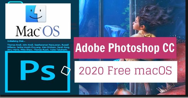 How To Get Photoshop Cc For Free On Mac