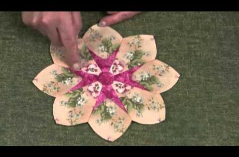 Dresden Plate Tutorial Quilting Made Easy Youtube