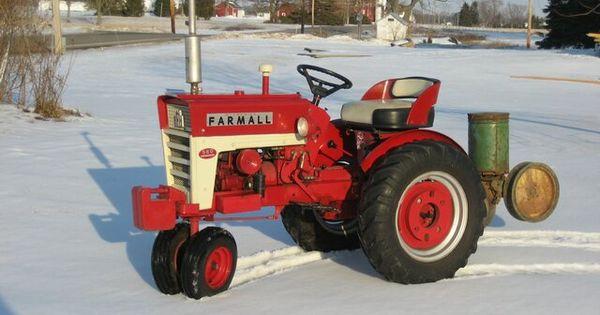 Garden Tractors Quot Cub Cadets Red Power Magazine