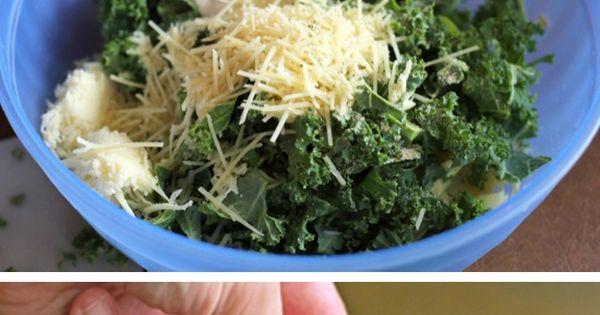 Kale dip. I love spinach artichoke dip so this should be good!