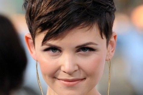 Wish I was brave enough for a short cut like this.
