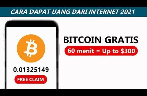 cara dapatkan bitcoin gratis