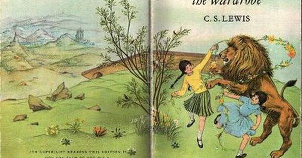 Bathroom Murals Narnia Book Cover Books