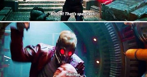 Parks And Rec Guardians Of The Galaxy Crossover I 39 M