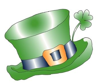 St Patrick S Day Free Clip Art Images St Patrick Day Activities St Patricks Day Hat Happy St Patricks Day