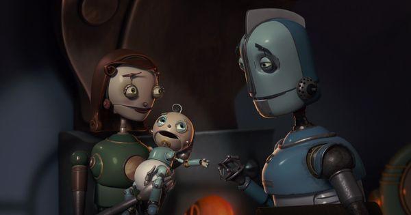 robots 39 2005 39 robots pinterest robot dreamworks and disney pixar. Black Bedroom Furniture Sets. Home Design Ideas