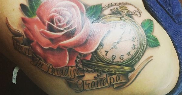 Memorial tattoo grandpa tattoos pinterest for Memorial tattoos for grandpa