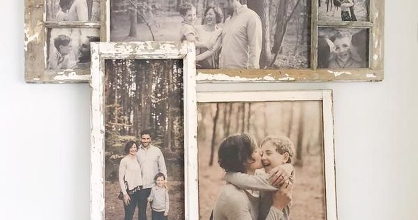 819514046d4dff2d59ec772968476237 - Better Homes And Gardens 4 Opening Rustic Windowpane Collage Frame