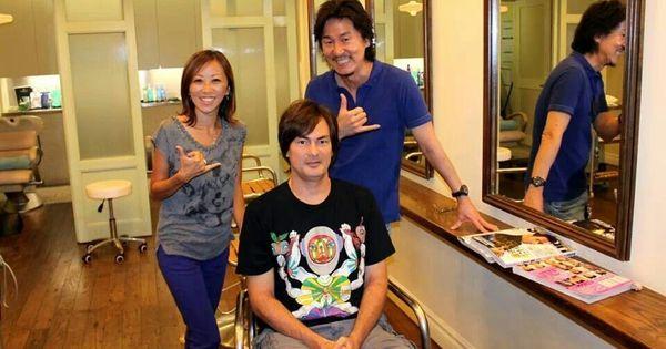 Hair Cut Amp Eyelash Extension At Raiz Honolulu 「レイズ」 Raiz で