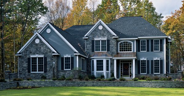 Belmonte Builders Home Featuring Miratec Trim To See More