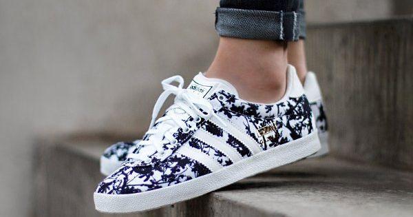 Adidas Originals Gazelle OG 'White & Core Black' post image ...