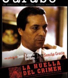 C Completo La Huella Del Crimen Crimen Carteles De Cine
