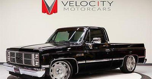 Cool 1985 Gmc Other Base Standard Cab Pickup 2 Door For Sale Gmc Trucks Chevy Trucks Custom Chevy Trucks
