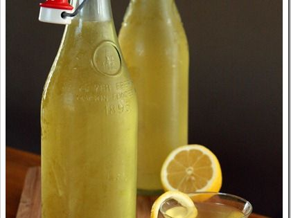 Homemade Limoncello | Recipe | Limoncello, Homemade and Foodies