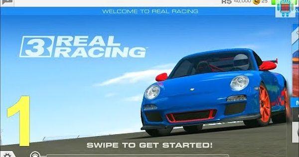Real Racing 3 Android Gameplay Hd 1 Real Racing Racing Real