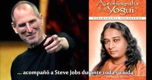 Paramahansa Yogananda Y Steve Jobs Youtube Autobiography Of A Yogi Paramahansa Yogananda Yogananda