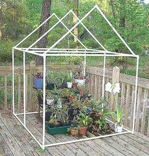 Pvc Greenhouse Diy Greenhouse Greenhouse Frame Greenhouse Plans