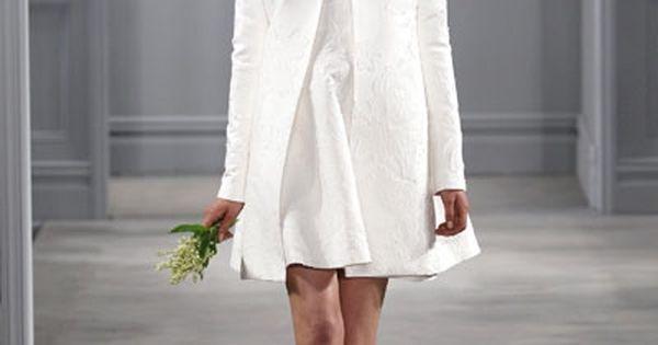 sch ne kurze hochzeitskleider schlicht mit blazer hochzeit pinterest wedding dress. Black Bedroom Furniture Sets. Home Design Ideas