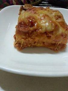 Resepi Lasagna Roti Gardenia Langkah Demi Langkah Lasagna Roti Food